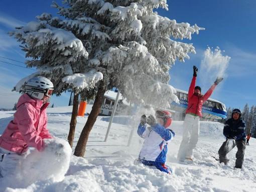 Familien-Skiurlaub in Radstadt Ski Amade