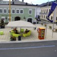 tolle Leselounge am Stadtplatz in Radstadt