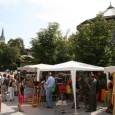 Kunst sowie Künstler in der kleinen historischen Stadt Radstadt