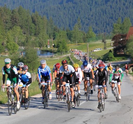 Amade Radmarathon in Radstadt