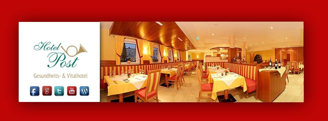 Restaurant Posthotel Radstadt