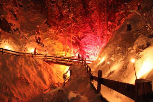 Weihnachtswanderung Radstadt © Tourismusverband Radstadt - Fotograf TVB Radstadt