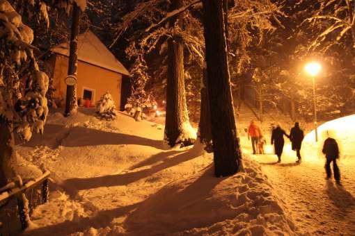 Weihnachtswanderung - Tourismusverband Radstadt