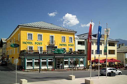 Wellnesshotel und Vitalhotel Poast Radstadt in Ski amadé